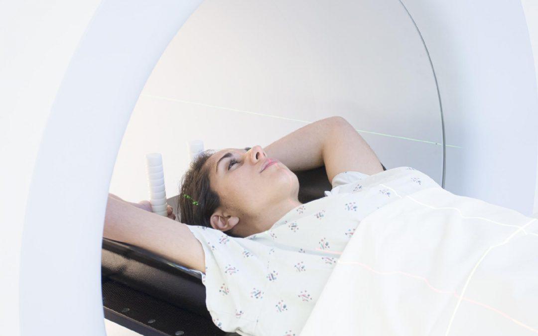 Magnetresonanztomographie der Brust